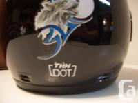 Helmet THH (DOT). Size small. Only $50. We are located