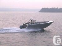 The best boat you'll ever own.  Welded aluminum boats