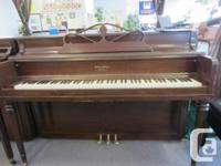 Henry Herbert apartment sized piano made by Mason &