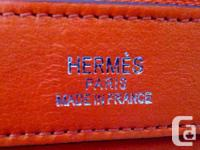 Hermes Birkin Bag Brand new with protective plastics on