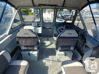 This 2005 HewesCraft 180 SeaRunner comes powered by a
