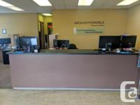 Sq Ft 1100 This is an opportunity to sublease turn-key