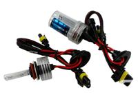 RTX HID headlamp conversion kit, H11 & H7, 8000k. extra