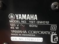 As new Yamaha HTR-3065 Very high quality as new