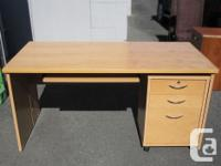 Large office grade desk in excellent condition. Solid