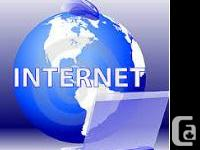 Cable Internet Services 20M download and 1.5M upload