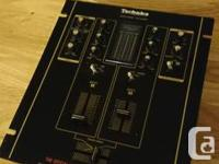 "Technics SH-DJ1200 ""the official world DJ championship"