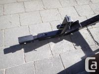 Hitch-mount Bicycle Carrier - Thule Parkway XT (957SS).