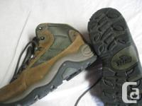Leather HiTec hiking boots, lightly worn, size39 or