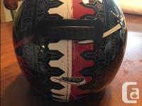 HJC Samurai CS-R1 Motorcyle Helmet in good shape. Given