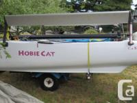 Fast Family catamaran with outrigger seats, righting