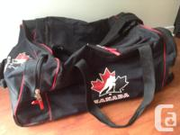 I have a Bag of Team Canada Junior in really good