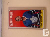 TALL BOYS COLLECTION TERRY SAWCHUK 1964-65. NOTICE THE