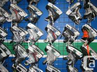 Hockey Gear Blowout - New and Gently Used Skates,