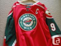 I have hockey 3 jerseys for sale. Wayne Gretzky #99