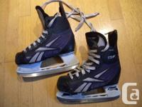 These are size 13 kids. Used for one hockey season. $60