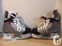 Hockey Skates Children's Size 1 Easton Stealth $35 for sale  British Columbia