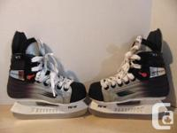 Hockey Skates Children's Shoe Size 12 Skate Size 11