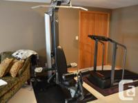 For sale a very lightly used Hoist V2 home gym - $1050