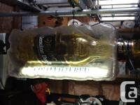 """Miller beer indicator. 3 dimentional, 45"""" long by 17"""""""