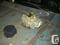 This carb is brand new in the box worth $650.00 with