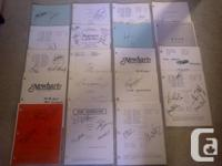 $20 EACH SCRIPT OR MAKE ME AN OFFER FOR EVERYTHING YOU