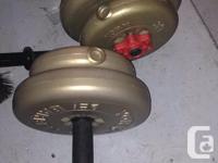 Selling my gym equipment - Bench Press + Bench Press