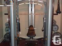HOIST PTS Cage Ensemble � Dual Action Smith