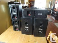7:1 Home Theater System for sale. $1200 obo. Includes: