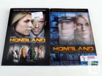 Homeland - The complete First and Second Season DVD