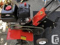 New Briggs & Stratton ohv engine Starts on the first