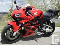 Honda 2003 - CBR 600RR Yosh NEW Brake PADS NEW BATTERY