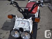 Honda 2015 NPS 50 RUCKUS Only 886 Kms, barely broken