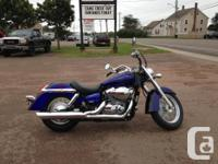 2004 Honda Shadow 750 Aero. This Bike Is Super Clean &