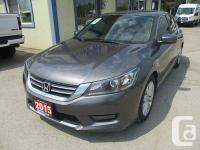 Additional Details Model Accord Year 2015 Mileage