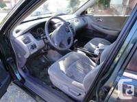 1998 Honda Accord EX, fully loaded, heated mirrors,