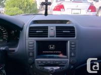Make Honda Model Accord Year 2007 Colour Black kms