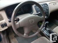 Make Honda Model Accord Year 2003 Colour Green kms
