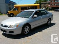 2006 Honda Accord SE, 4cyl., AUTOMATIQUE, Air