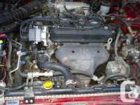 Make Honda Model Accord Year 1994 Colour red kms