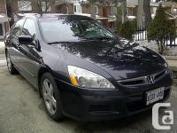 Make. Honda. Model. Accord. Year. 2007. Colour. Black.