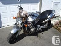 Make Honda Model Cb Year 2004 kms 17612 Great Bike -