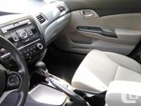 Make Honda Model Civic Year 2013 Colour Black kms