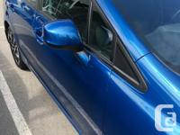 Make Honda Year 2013 Colour Blue kms 45000 Trans