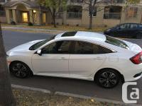 Make Honda Model Civic Sedan Year 2017 Colour White