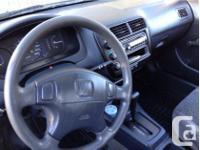 Make Honda Model Civic Coupe Year 2000 Colour BLACK