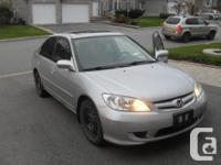 Make. Honda. Version. Civic Si. Year. 2004. Colour.