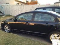 Make. Honda. Model. Civic. Year. 2006. Colour. Black.