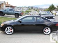 Make. Honda. Model. Civic Coupe. Year. 2003. Colour.