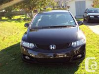 Make Honda Model Civic Year 2009 Colour Black 2009
